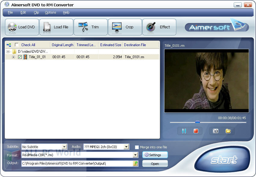 Aimersoft HD Video Converter Review and Features