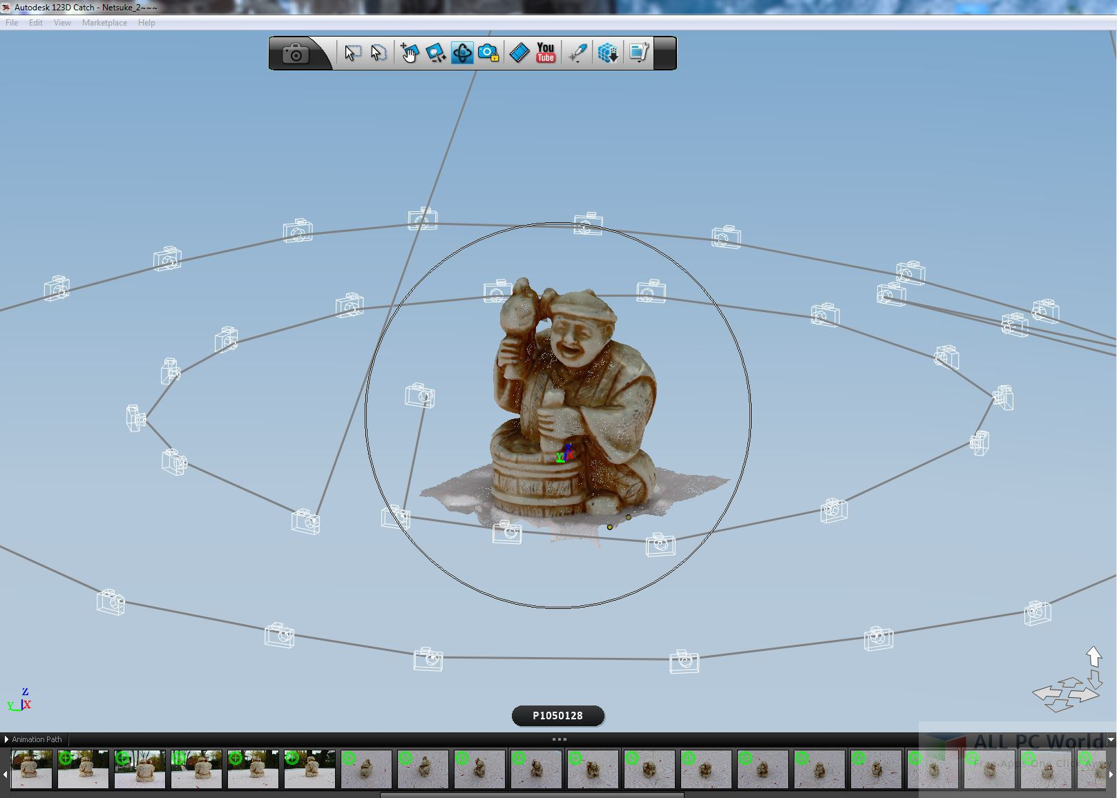Autodesk 123D Catch Review and Features
