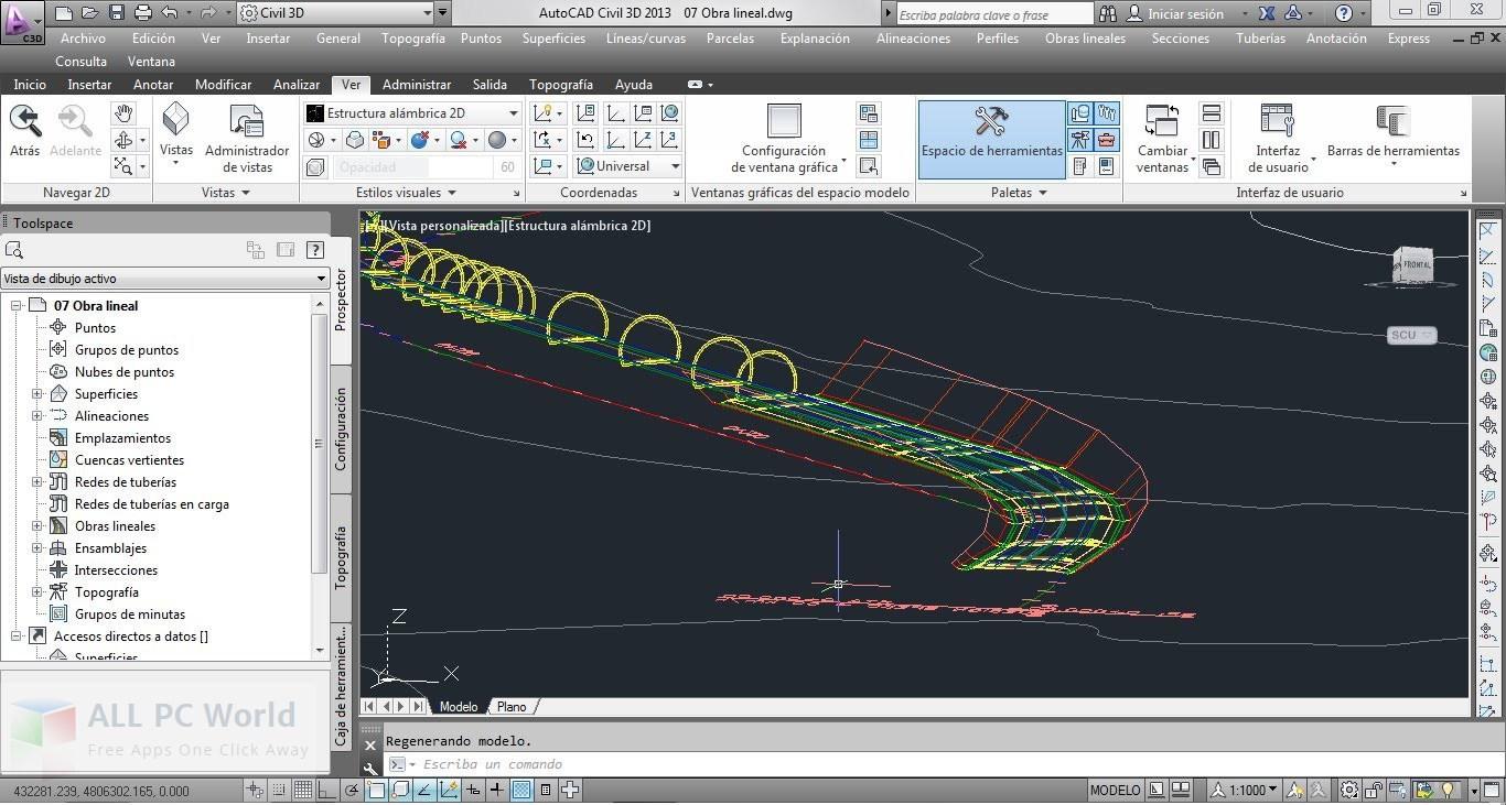 AutoCAD Civil 3D 2014 Overview