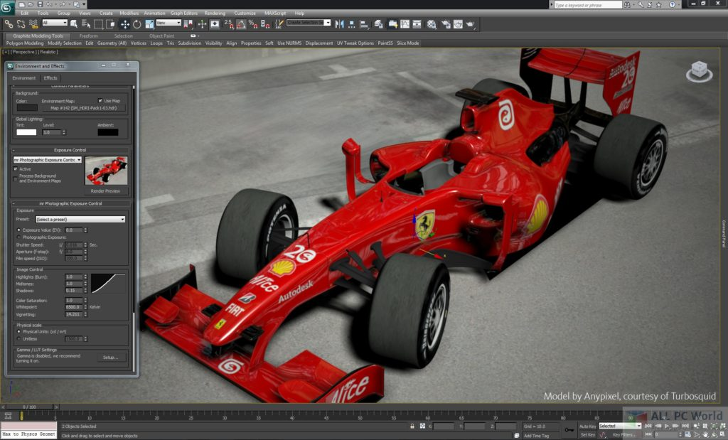 Autodesk 3ds Max Design 2012 Review