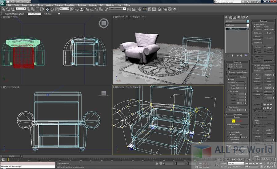 Autodesk 3ds Max Design 2014 Review