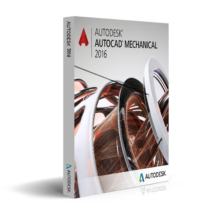 Autodesk AutoCAD Mechanical 2016 Free Download