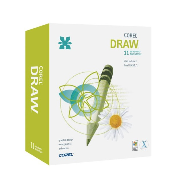 corel draw 11 software free download for pc
