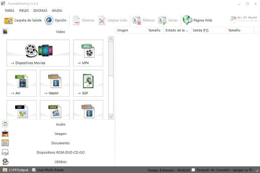 Format Factory 5.6 Full Version Download