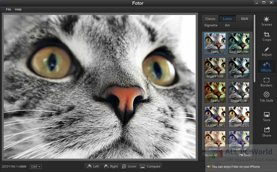 Fotor Photo Editor 3 Review