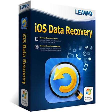 Leawo iOS Data Recovery Free Download