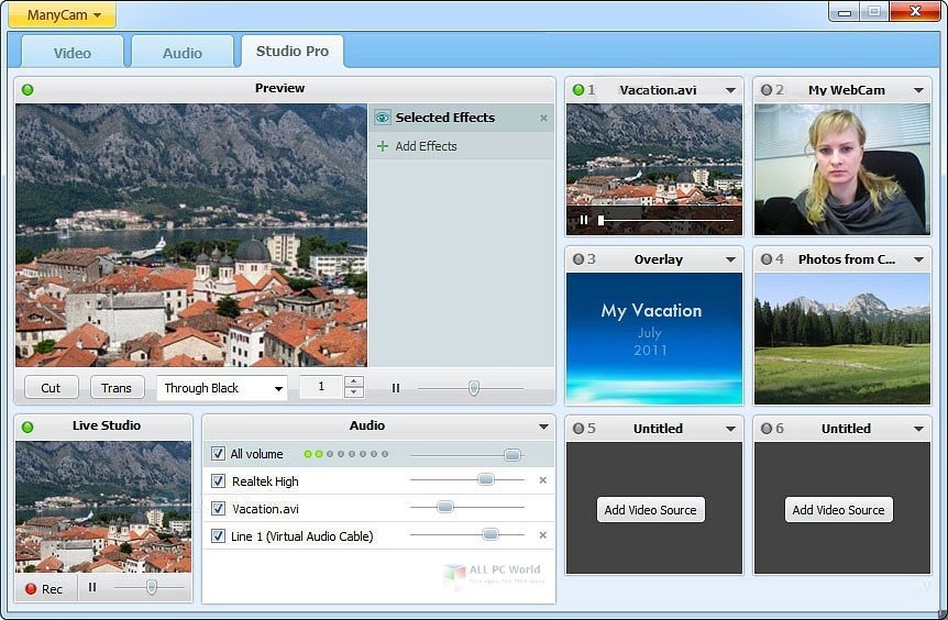 ManyCam 7.8 Direct Download Link