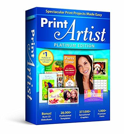 Print Artist Platinum 24 Free Download All Pc World