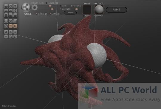 Sculptris 3D Modeling Software Review