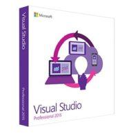 Visual Studio Professional 2015 Update 3 Free download
