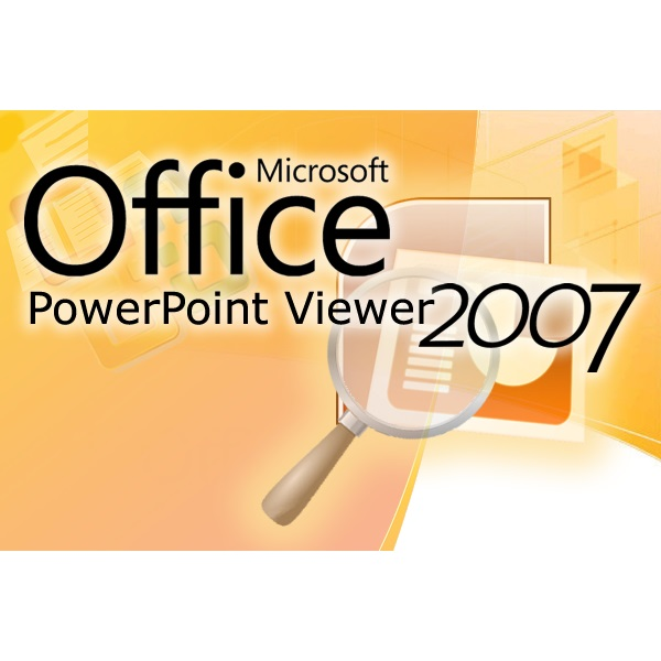 Microsoft PowerPoint Viewer 2007 Free Download