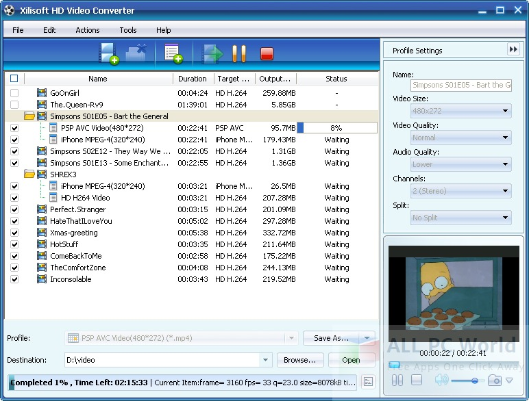 Xilisoft HD Video Converter Review and Features