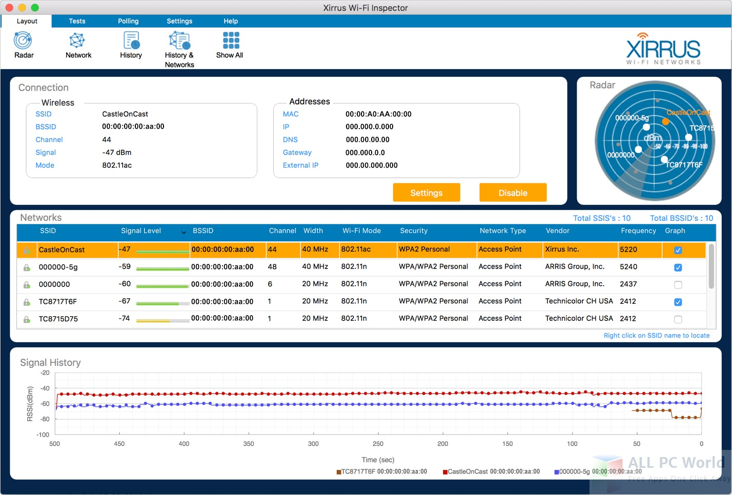 Xirrus Wi-Fi Inspector 2.0 Review