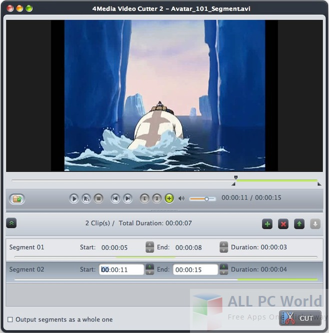 4Media Video Cutter 2.2.0.2012 Review