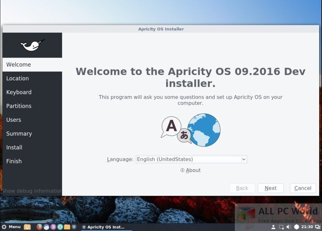 Apricity OS 09.2016 Review