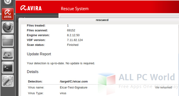 Avira Rescue System 2016 Review