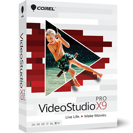 Corel VideoStudio Pro X9 Free Download