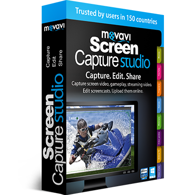 Download Movavi Screen Capture Studio Free