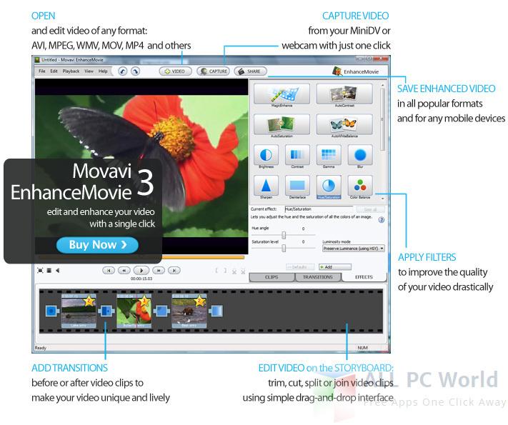 EnhanceMovie 3.0.9 Video Editor Review