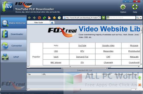 FLV Downloader Review