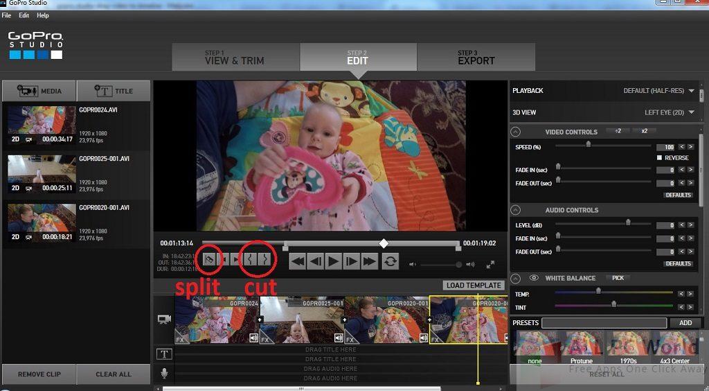 GoPro Studio 2.5.9.2658 Review