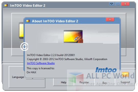 ImTOO Video Editor 2.2.0 Review