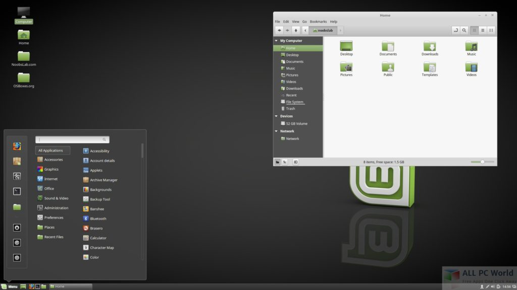 Linux Mint Cinnamon 20.1 Review