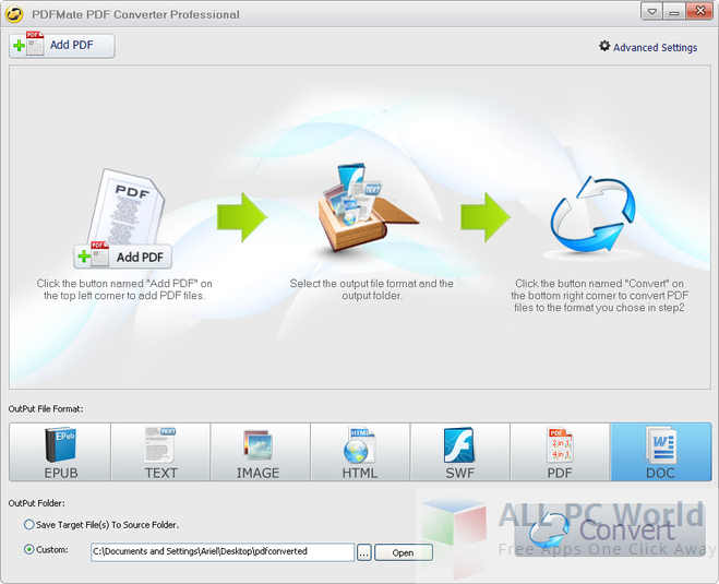 PDFMate PDF Converter Review