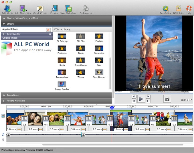 PhotoStage Slideshow Software Review