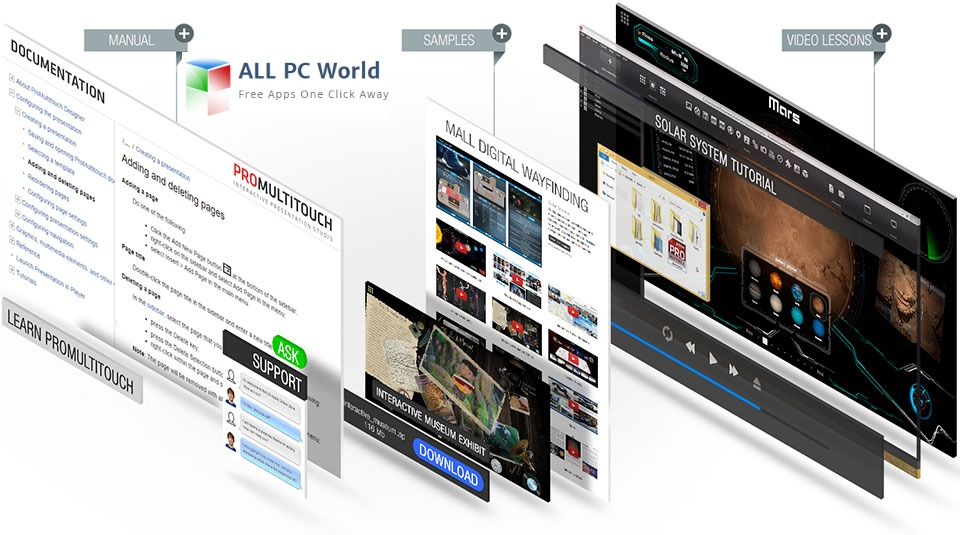 Pro Multitouch Presentation Software Review