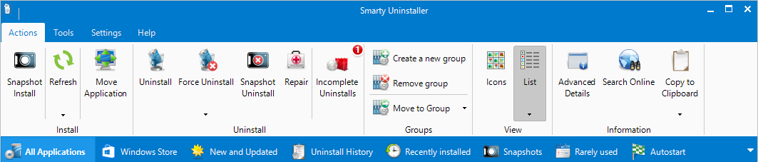 Smarty Uninstaller 4 Download