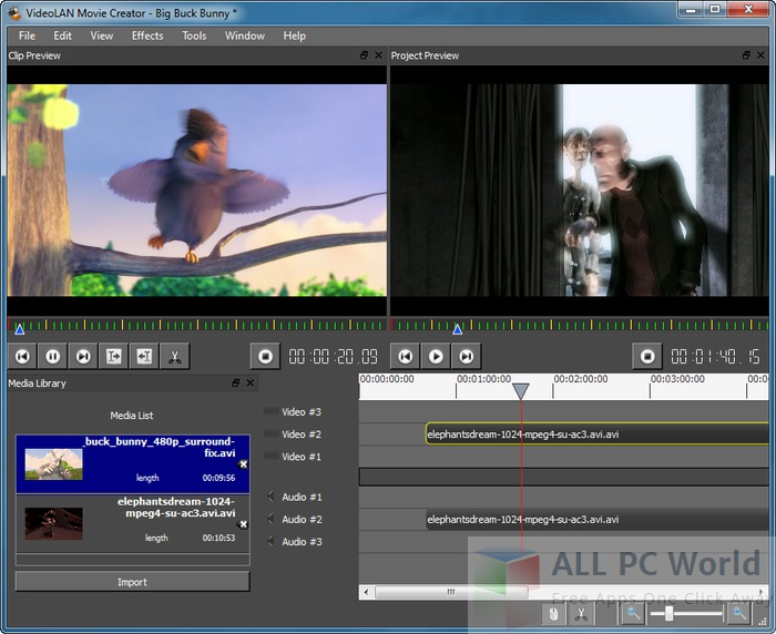 VideoLAN Movie Creator Review