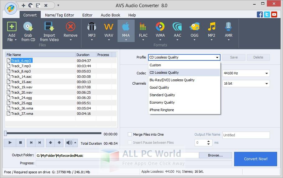 AVS Audio Converter 8.3 Review