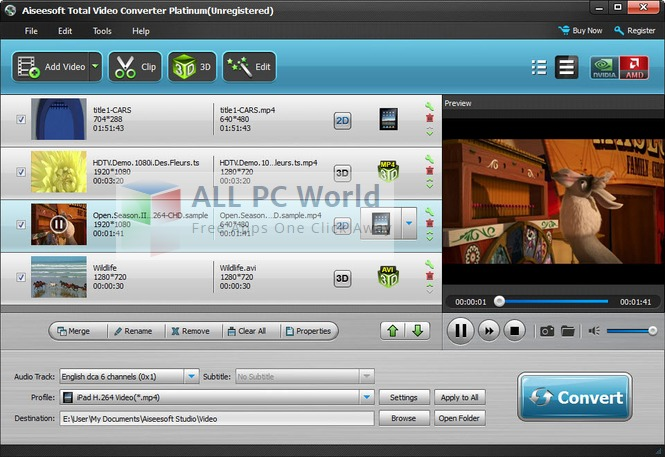 Aiseesoft Total Video Converter Review