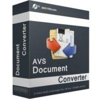 Download AVS Document Converter 3.1 Free