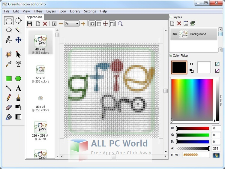 Greenfish Icon Editor Pro Review