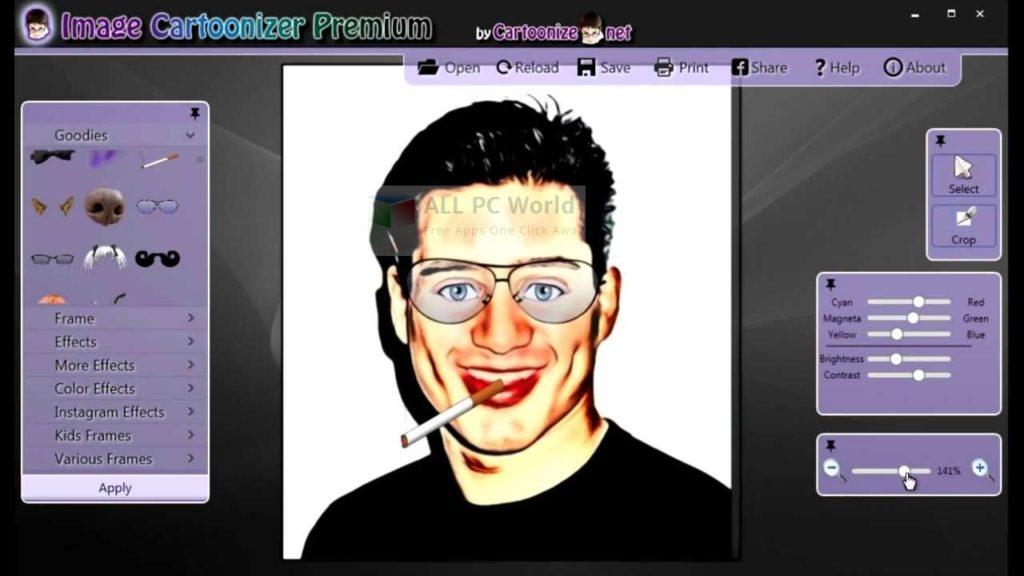 Image Cartoonizer Review