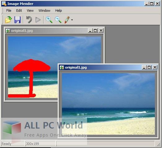 Image Mender Photo Restoration Review