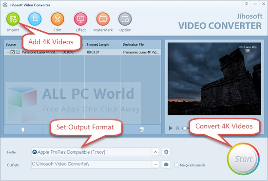Jihosoft HD Video Converter Review