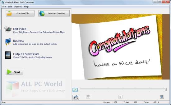 Jihosoft SWF Converter Review
