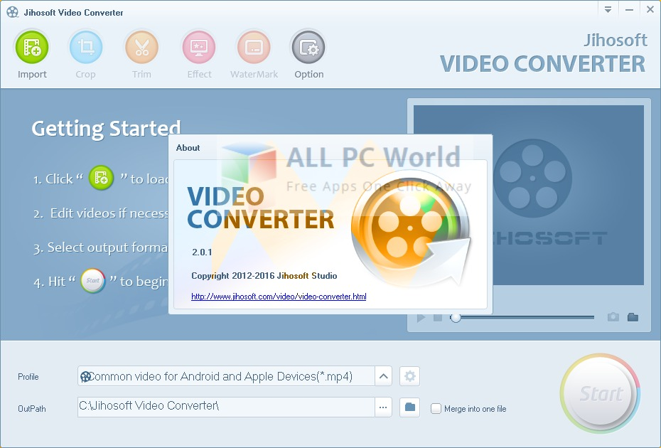 Jihosoft Video Converter Review