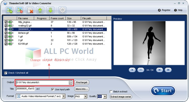 ThunderSoft GIF to Video Converter Review
