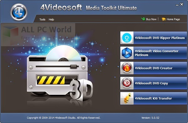 4Videosoft Media Toolkit Ultimate Review