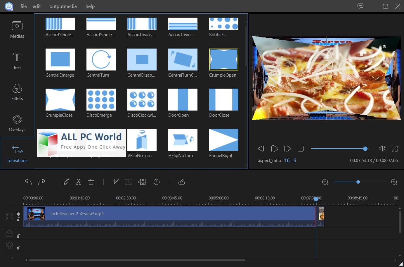 Apowersoft Video Editor Review