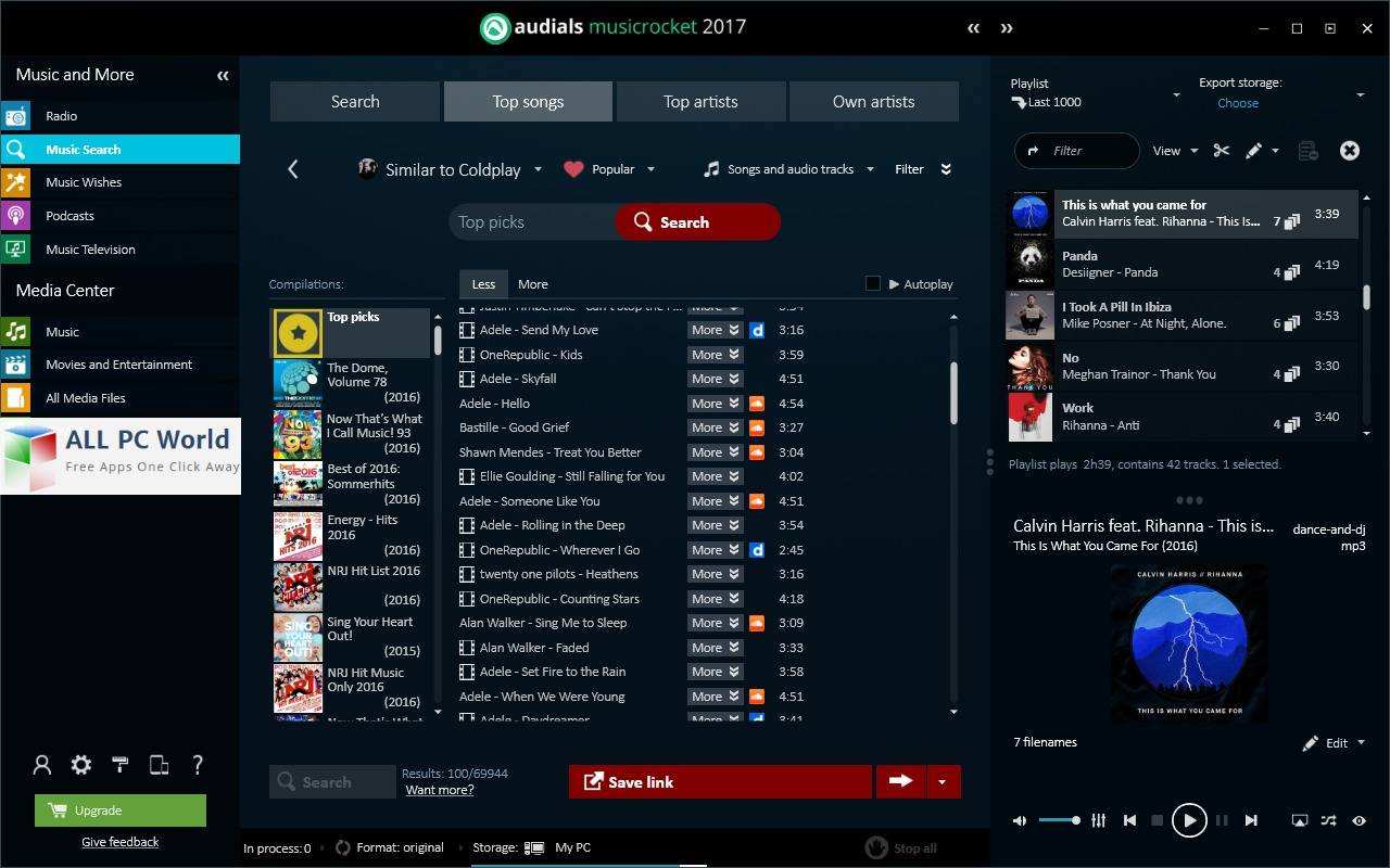 Audials Music Rocket Review