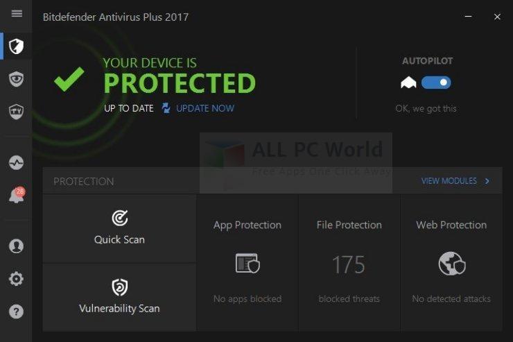 Bitdefender Antivirus Plus 2017 Review