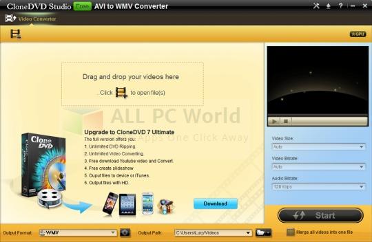 CloneDVD Video Converter Review