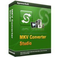 Download Apowersoft MKV Converter Studio Free