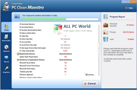 PC Clean Maestro Review