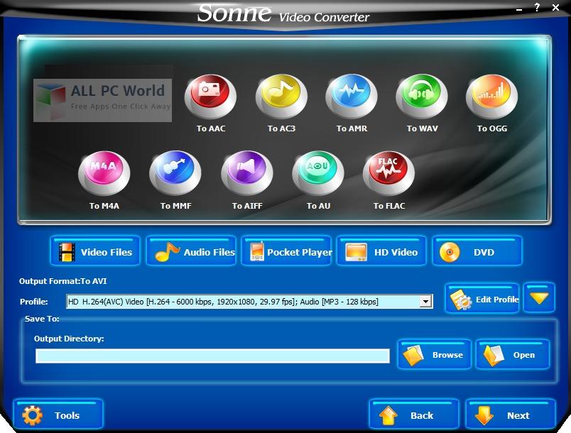 Sonne Video Converter Review
